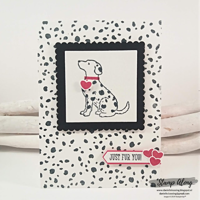 Stampin' Up! Happy Tails
