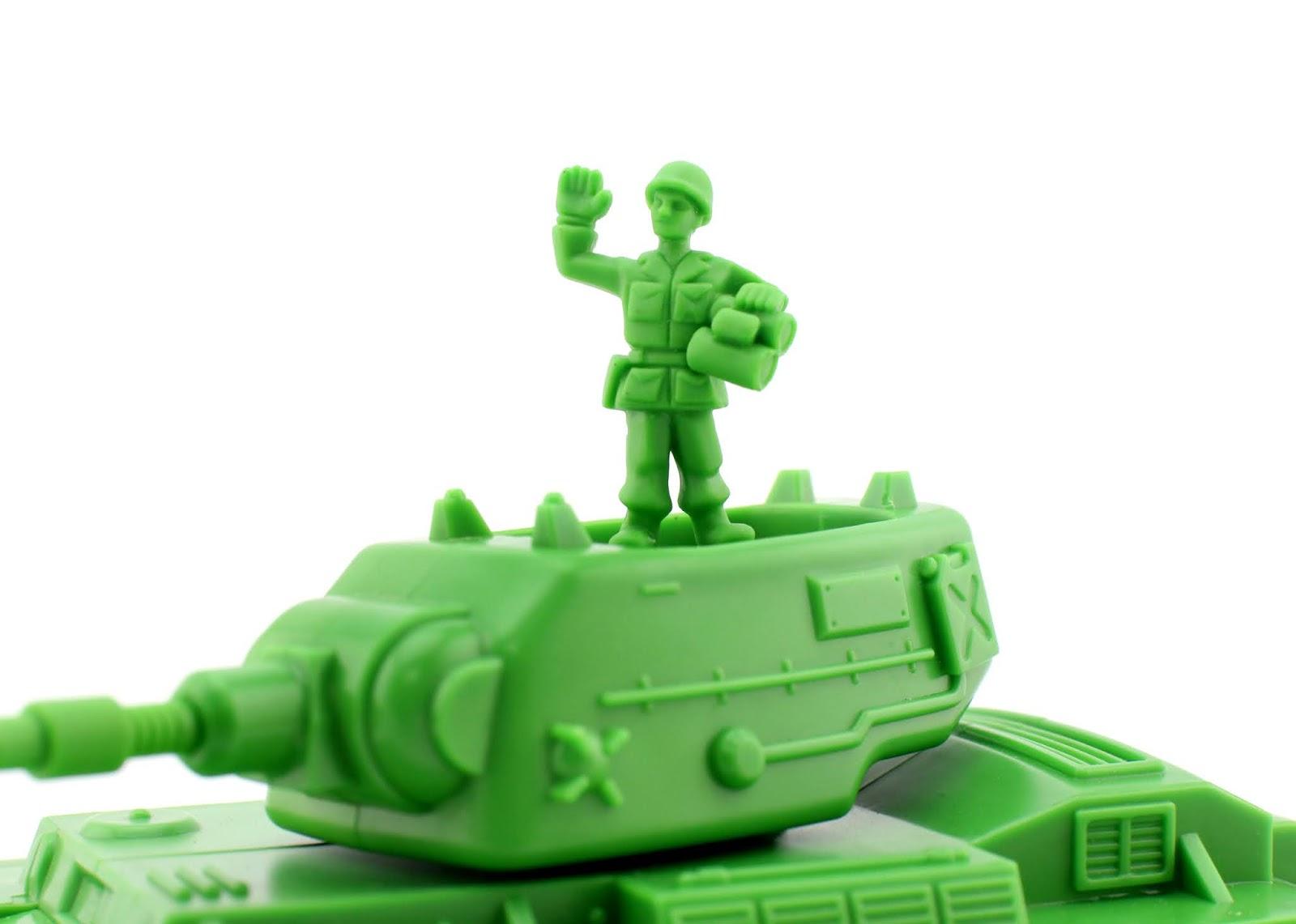toy story buddy pack army tank mattel