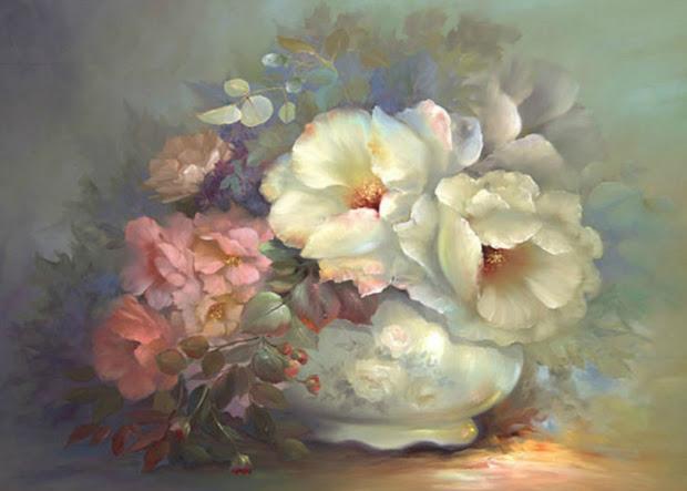 Gary Jenkins 1962 Life Of Flowers Tutt'art Pittura Scultura Poesia Musica