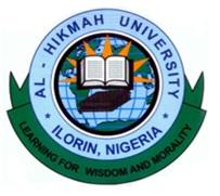 Al-Hikmah University Postgraduate Application Form for 2019/2020 Academic Session