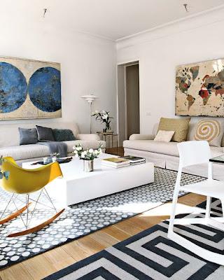 Mari Percantik Desain Interior Apartemen Kita