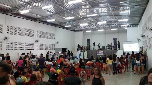 Alunos do Pronatec realizam 1ª Feira Cultural em Rafael Fernandes