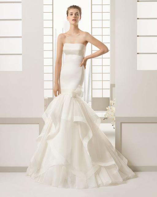 Divinos vestidos de novias | Colección Rosa Clara
