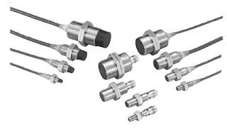 E2A, Omron-Cylindrical Proximity Sensor
