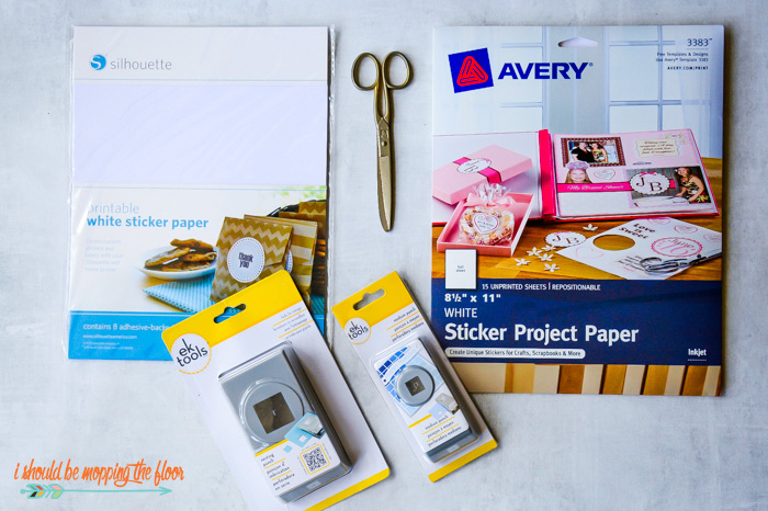 Planner Sticker Supplies