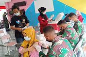 Vaksinasi Massal Jakarta Timur, Bakti Untuk Negri