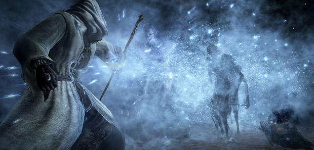 Dark Souls III - Ashes of Ariandel DLC Announcement Trailer
