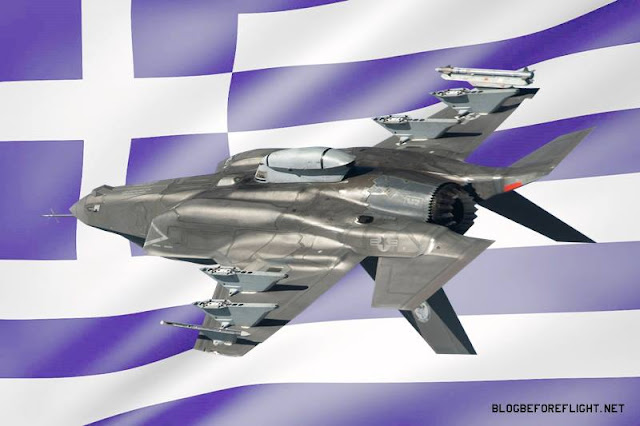 Greece buy F35