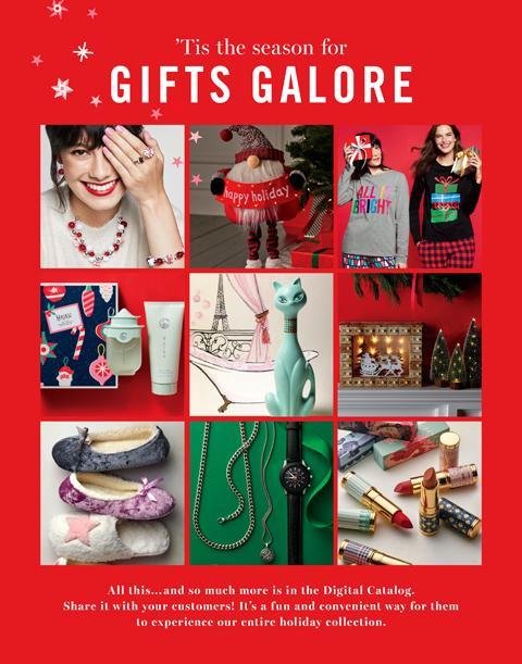 Ti's season for gifts galore