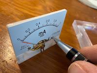 Removing dial screws