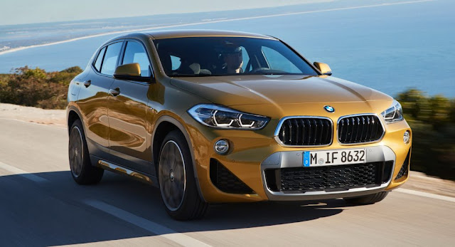 BMW, BMW X2, Galleries, New Cars