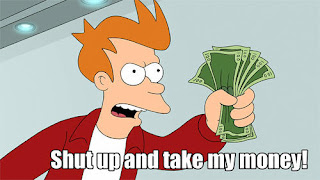 Frye Shut up and take my money!