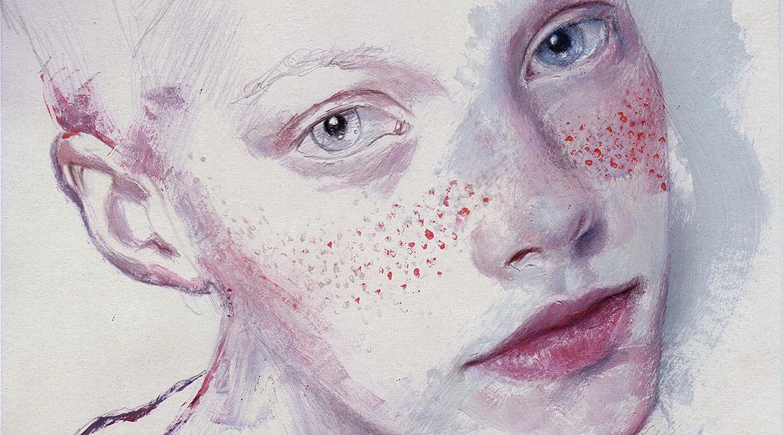Portrait 298 Camilla