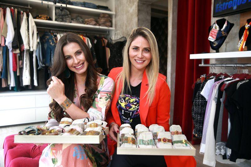 Gissella Gallardo detalla cómo armó su tienda de ropa en Vitacura
