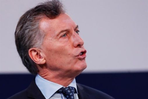 """Argentina: Macri expresa que los paros docentes """"no sirven"""""""