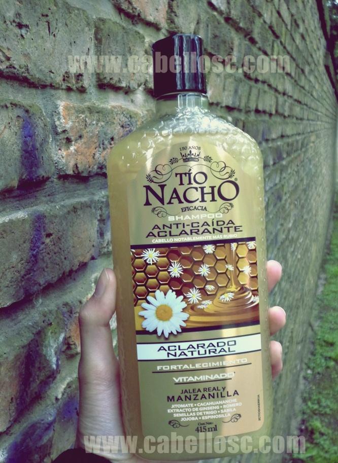 Buen shampoo para aclarar el pelo
