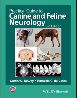 Practical Guide to Canine and Feline Neurology 3rd Edition