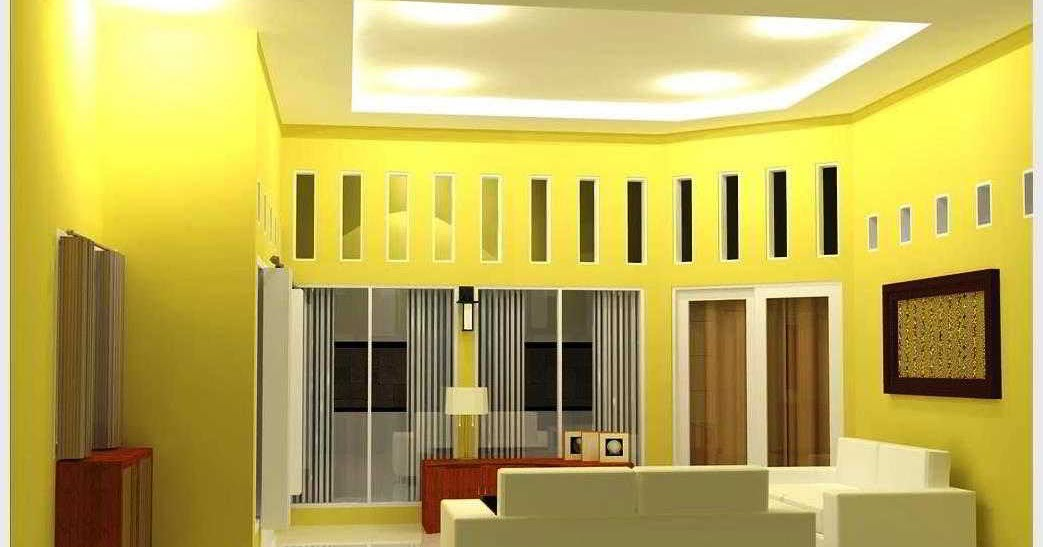Kumpulan Warna Cat Rumah Kuning Emas | Arsihome
