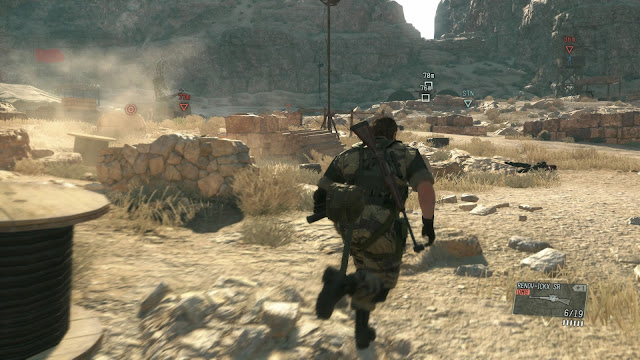 Metal Gear Solid V The Phantom Pain Free PC Download