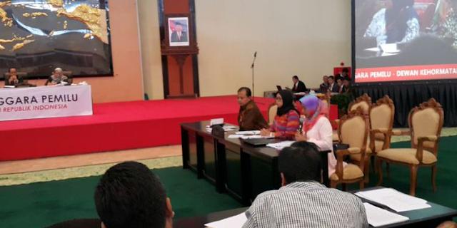 Ketua KPU-Bawaslu DKI Jakarta, Mengaku Terima Honor Rp.3 Juta Saat Hadiri Rapat Tim Ahok-Djarot