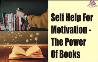 Self Help For Motivation - The Power Of Books