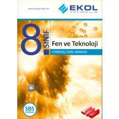 Ekol Yayıncılık 8. Sınıf Fen ve Teknoloji Etkinlikli Soru Bankası