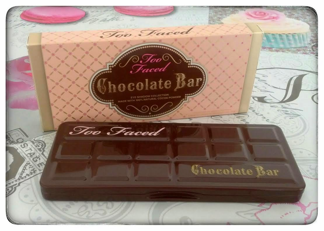 ♥ La Chocolate Bar de Too Faced ♥