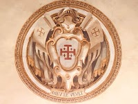 Official Rome Church of the Knights and Dames of the Order of the Holy Sepulchre: Sant'Onofrio on the Janiculum