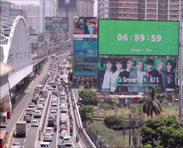 Billboard Rates on EDSA 2021