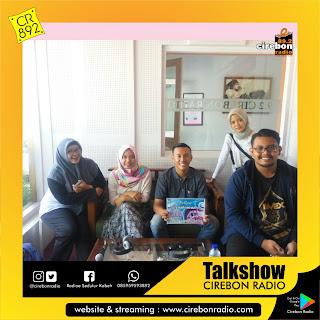 Talkshow Sareng Rencang-Rencang Saking Kelas Inspirasi Cirebon Ngobrol Perkawis Open Recruitment Kelas Inspirasi