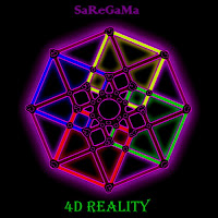 4D Reality artwork