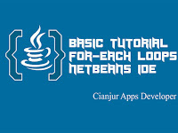 Perbedaan for-loops dengan for-each pada Java