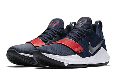 on sale a6ae9 bc8d8 There s no Olympics or any other international basketball tournaments  happening this year, but that isn t stopping Nike Basketball from dropping  a patriotic ...