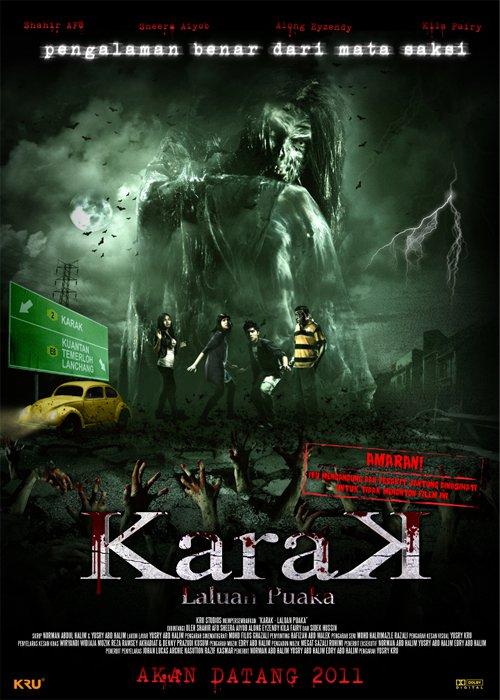 Review Filem Karak