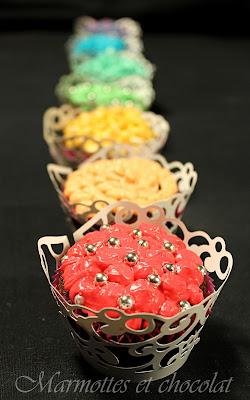 Glacage Pour Rainbow Cake