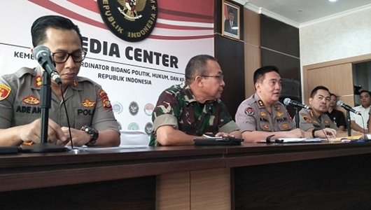 Delapan Personel Polri Dirawat Inap Usai Amankan Kerusuhan 21-22 Mei
