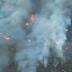 Fuego avanza en la Amazonía convertida en centro de crisis ambiental.