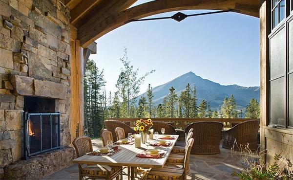 Sebuah teras sanggup diartikan pada area atau pecahan yang berbatasan dengan tiang Desain Teras Rumah Minimalis Indah dan Menarik