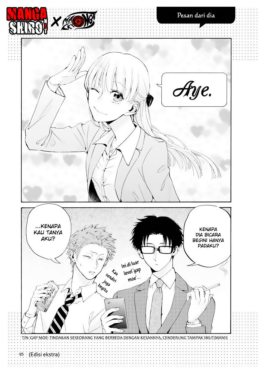 Wotaku ni Koi wa Muzukashii Chapter 05.1-7