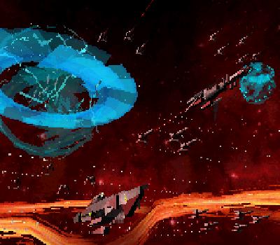 Infinite Space - Cruda batalla
