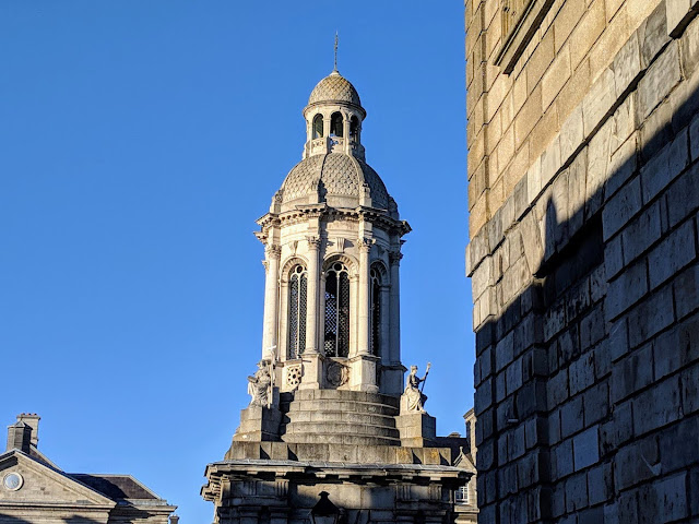 Best free things to do in Dublin: Trinity College Dublin Campus