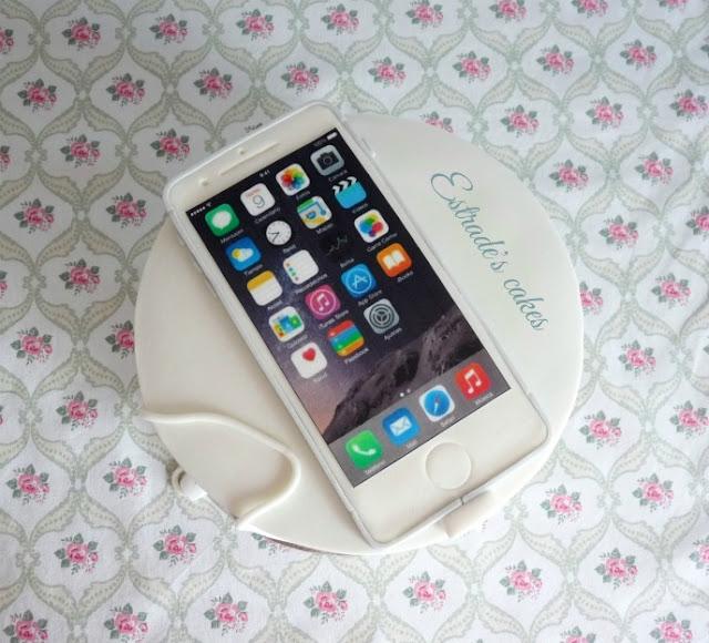 Tarta iphone 2