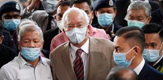 Tiba Di Pengadilan, Eks PM Najib Razak Akan Divonis Atas Kasus Korupsi