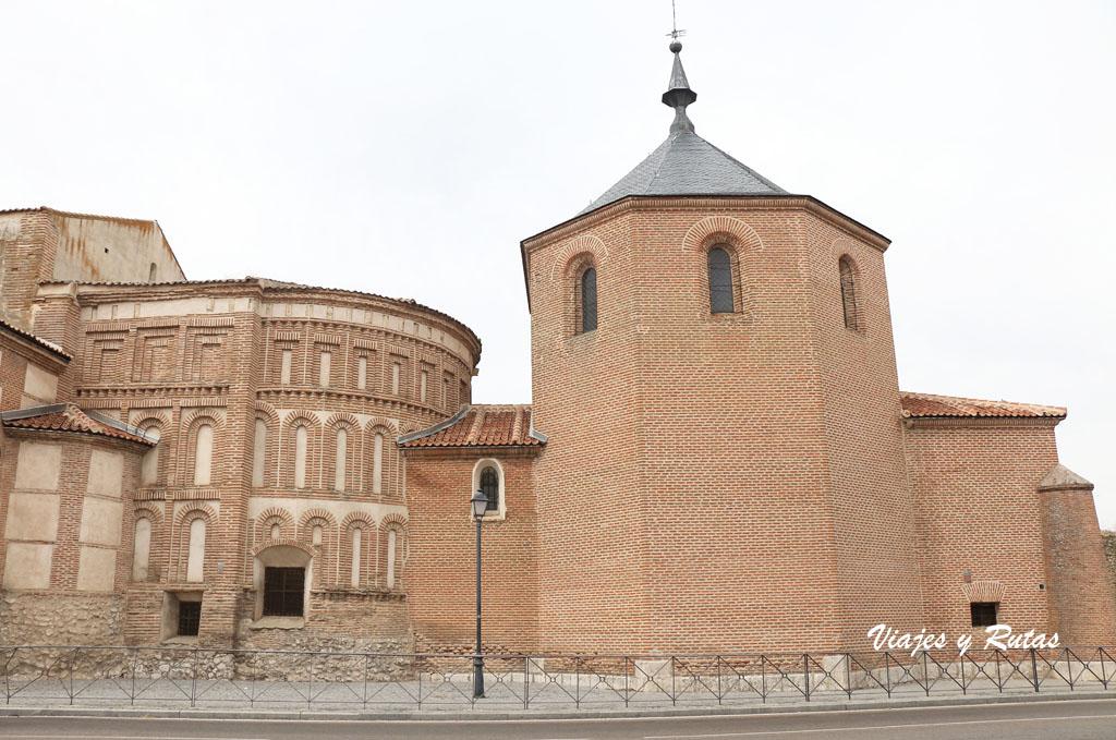 Iglesia de San Miguel y Cripta de la Soterraña, Olmedo