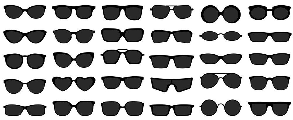 HOW TO PICK SUNGLASSES FOR YOUR FACE SHAPE: DIAMOND FACE SHAPE