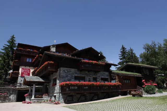Hotel a Champoluc - Aosta - Turismo e viaggi