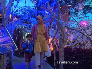 Magic Forest di Lembang Wonderland