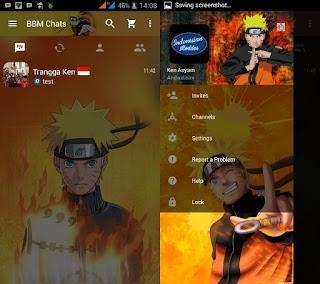 BBM Mod Shippuden Naruto v 2.13.1.14