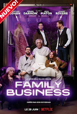 Family Business (TV Series) S01 CUSTOMHD Dual Latino 5.1 + Sub 1xDVD