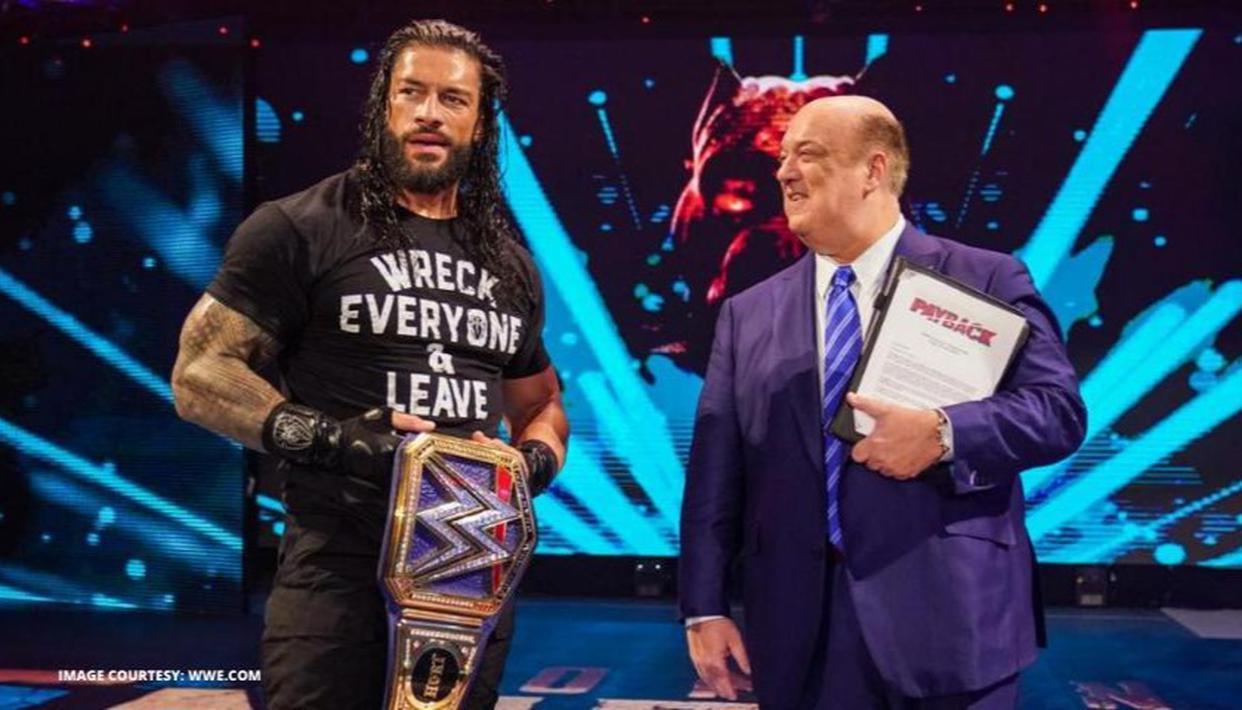 Paul Heyman afirma que The Rock gostaria de lutar contra Roman Reigns na WrestleMania 37